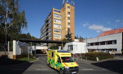 Volná místa v Masarykově nemocnici Rakovník