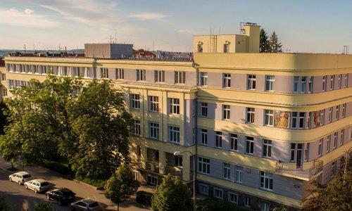 Volná místa v Mulačově nemocnici