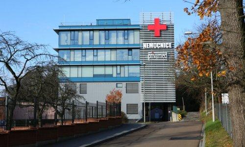 Volná místa v Nemocnici PRIVAMED
